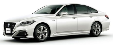 The 15th Generation Toyota Crown Debuts in Japan 12
