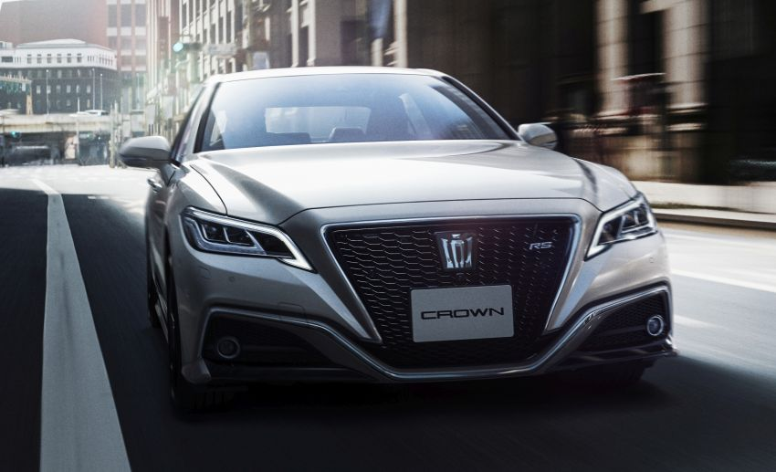The 15th Generation Toyota Crown Debuts in Japan 6