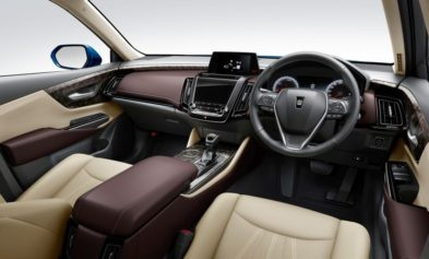 The 15th Generation Toyota Crown Debuts in Japan 22