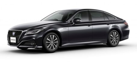 The 15th Generation Toyota Crown Debuts in Japan 19