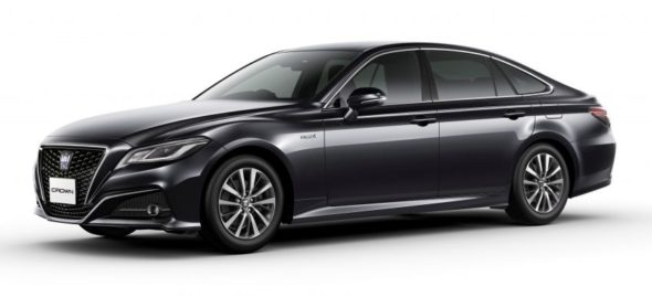 The 15th Generation Toyota Crown Debuts in Japan 1