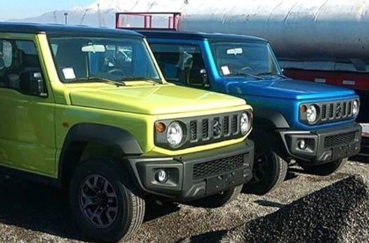 All-new Suzuki Jimny- More Information Available 2