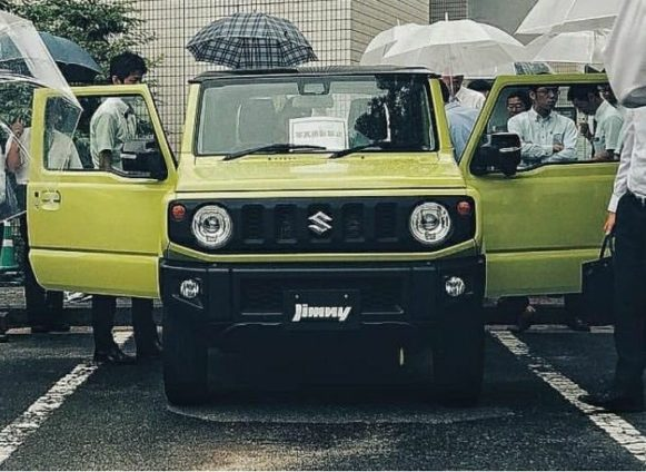 All-new Suzuki Jimny- More Information Available 6