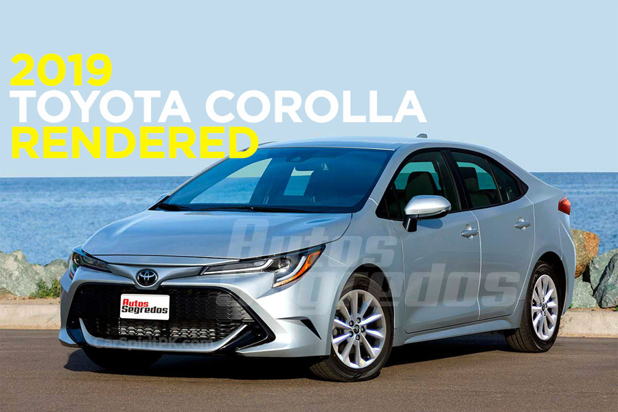 This is how the Next Generation Toyota Corolla Sedan may Possibly Look Like 10