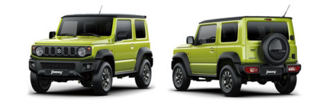 All-new Suzuki Jimny & Jimny Sierra Officially Revealed 8