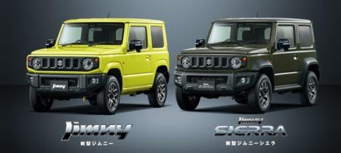 All-new Suzuki Jimny & Jimny Sierra Officially Revealed 9