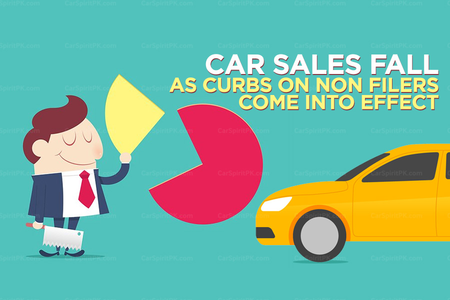 Car Sales Fall as Curbs on Non-Filers Come Into Effect 5