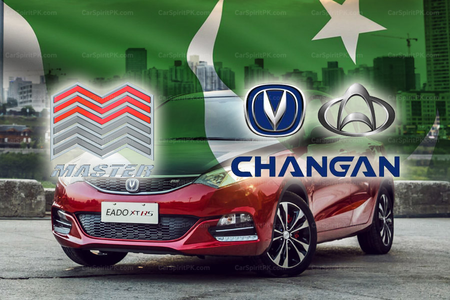 Master Motors and Changan Signs Joint Venture Agreement 5