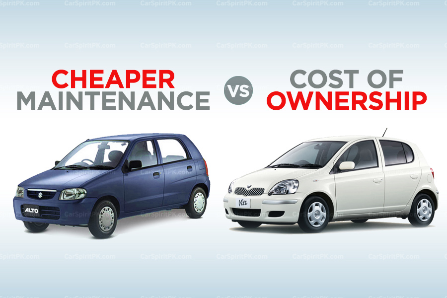 Cheaper Maintenance vs Cost of Ownership 3