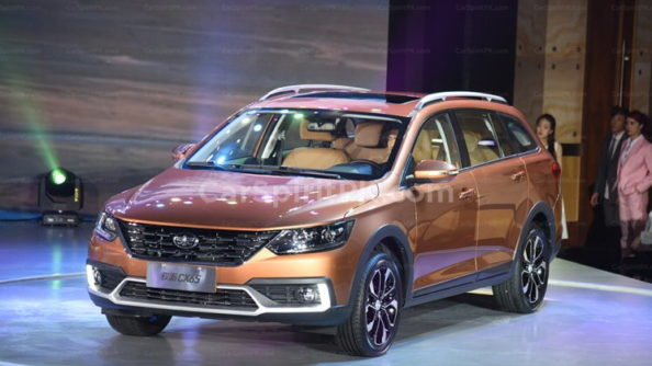 FAW Jumpal CX65 Wagon Launched in China 2