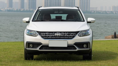 FAW Jumpal CX65 Wagon Launched in China 9