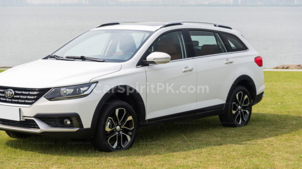 FAW Jumpal CX65 Wagon Launched in China 5