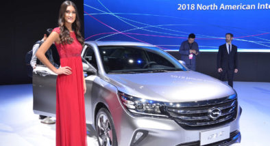 GAC Launches the Trumpchi GA4 in China 7