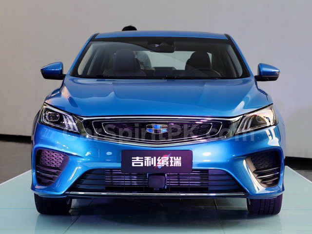 Geely Unveils the All-new BinRui Sedan in China 9