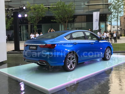 Geely Unveils the All-new BinRui Sedan in China 4
