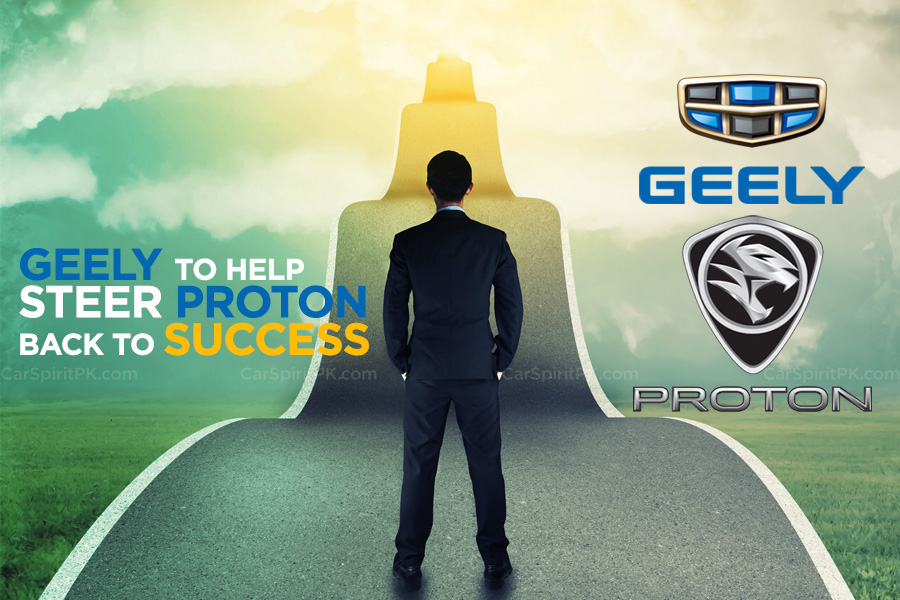 Geely to Help Steer Proton Back to Success 9