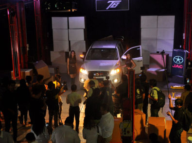 JAC T6 Launched in Bolivia 5