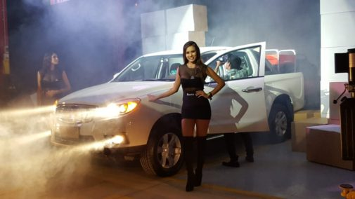 JAC T6 Launched in Bolivia 8