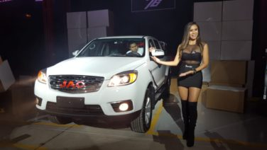 JAC T6 Launched in Bolivia 4