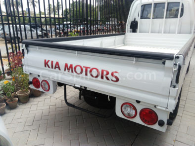 Kia Launches the Frontier K2700 Pickup 4