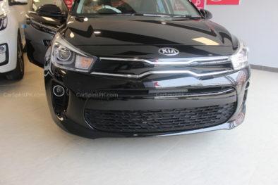2020 KIA Rio Facelift Spotted Testing 8