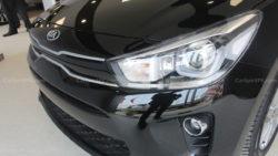 2020 KIA Rio Facelift Spotted Testing 7