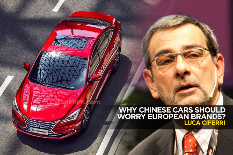 Why Chinese Cars Should Worry European Automakers- Luca Ciferri 1