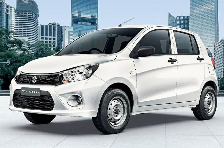 Celerio Tour H2 Launched in India at INR 4.21 lac 8