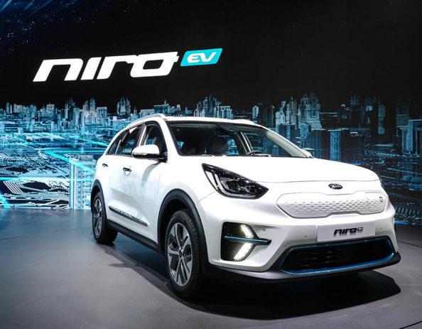 Kia Reveals the All-Electric Niro EV 2