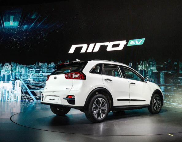 Kia Reveals the All-Electric Niro EV 3
