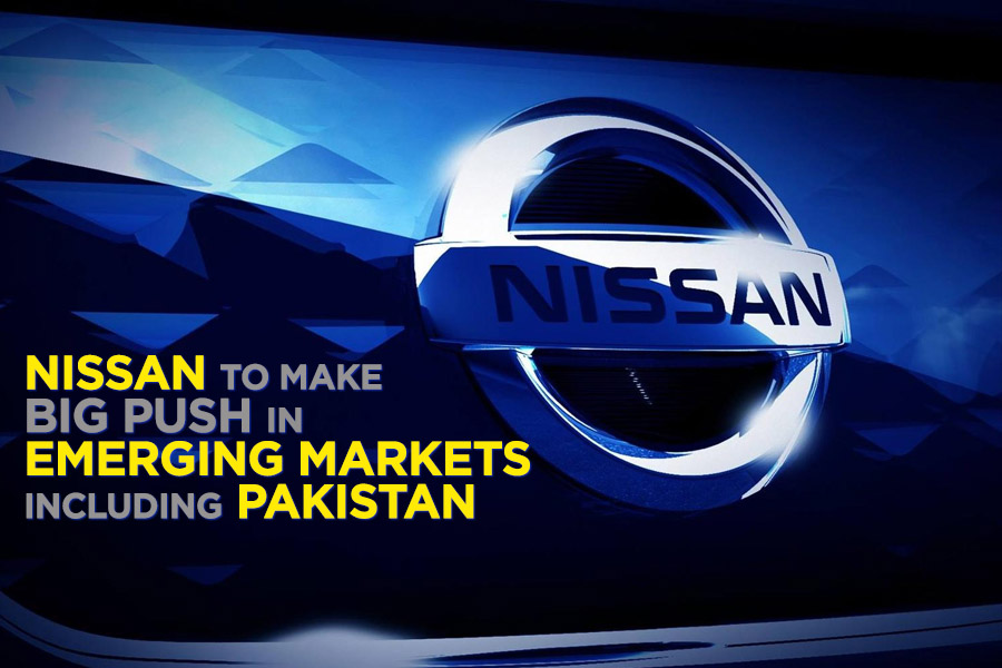 Nissan To Make Big Push In Emerging Markets 1