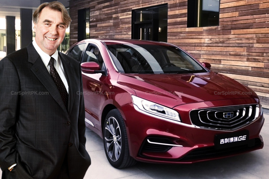 Geely Design Chief Peter Horbury Talks About Creating an Image for the Rising Brand 1