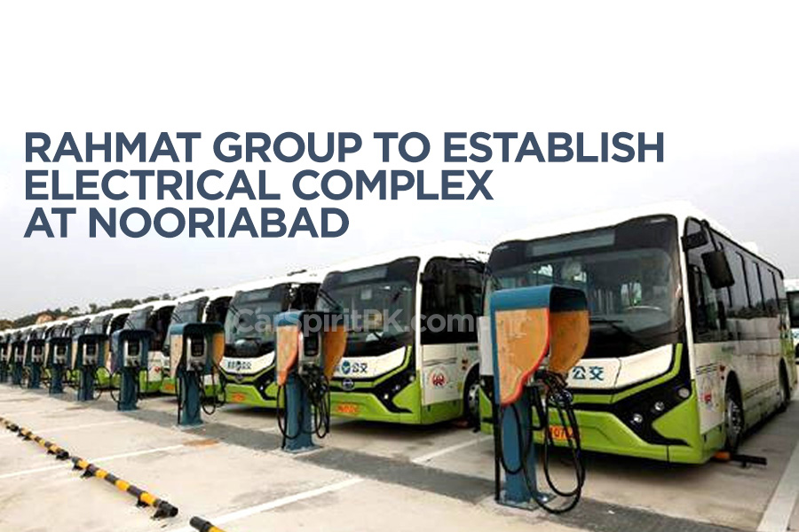Rahmat Group to Establish Electric Vehicle Complex at Nooriabad 6