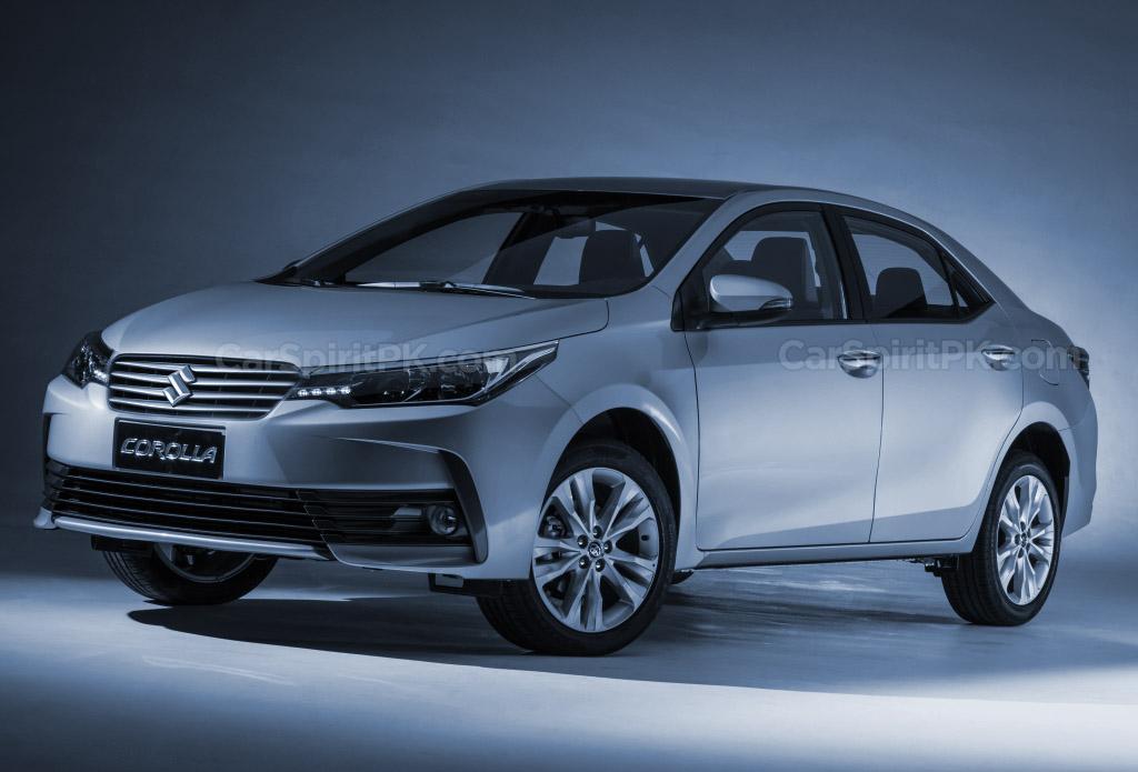 Toyota and Suzuki Collaboration will Give Birth to Suzuki Altis 8