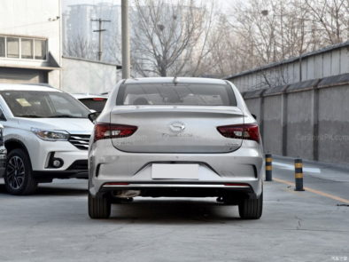 GAC Launches the Trumpchi GA4 in China 10