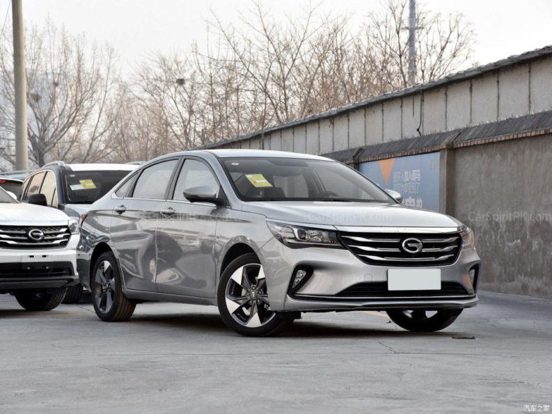 GAC Launches the Trumpchi GA4 in China 8