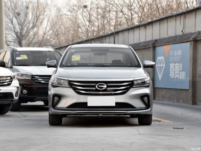 GAC Launches the Trumpchi GA4 in China 9