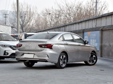 GAC Launches the Trumpchi GA4 in China 11