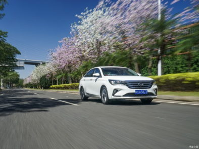 GAC Launches the Trumpchi GA4 in China 24