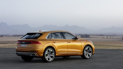 All New 2018 Audi Q8 SUV Unveiled 10