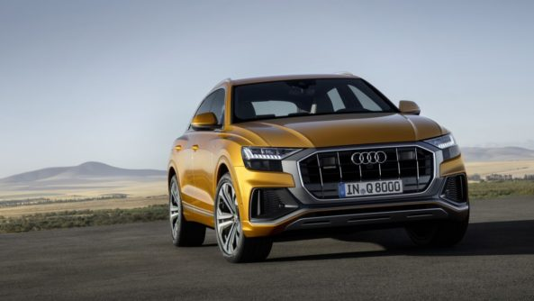 All New 2018 Audi Q8 SUV Unveiled 13