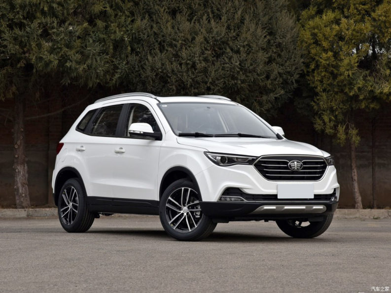 FAW X40 SUV Surpasses FAW R7 Sales in China 7