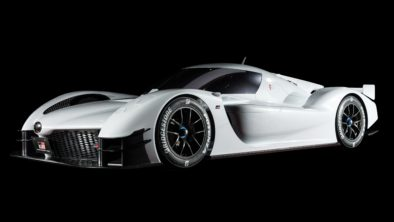 Toyota has Confirmed Development of a Road-going Hypercar 2