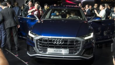 All New 2018 Audi Q8 SUV Unveiled 6
