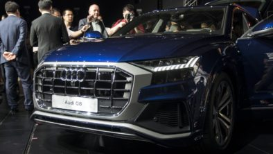 All New 2018 Audi Q8 SUV Unveiled 5