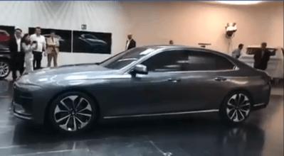 Production Models of VinFast- Vietnam's First Cars Revealed 2