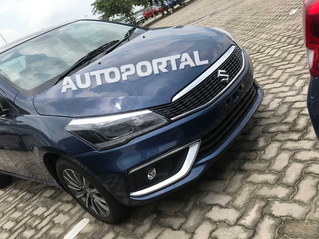 2018 Suzuki Ciaz Facelift All Set to Launch in India 9