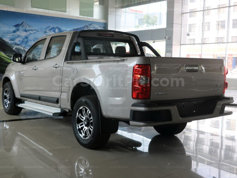 2018 FAW Blue Ship T340 Pickup Launched in China 49