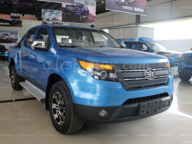 2018 FAW Blue Ship T340 Pickup Launched in China 11