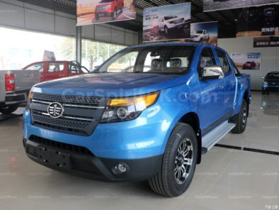 2018 FAW Blue Ship T340 Pickup Launched in China 30